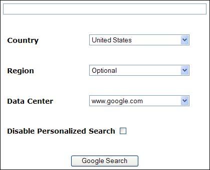 Google GEO Search